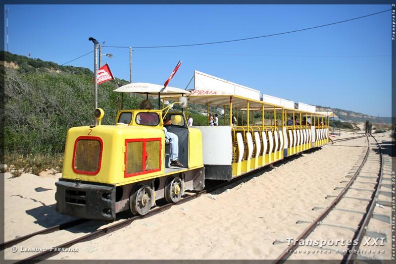 comboio transpraia