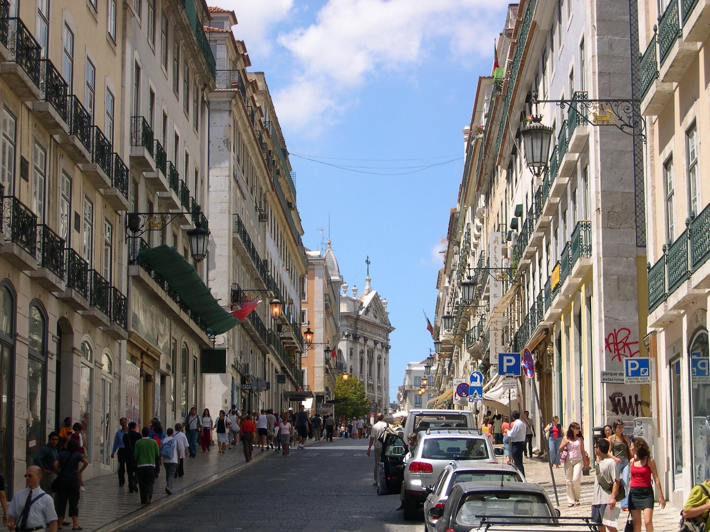 Rua Garret