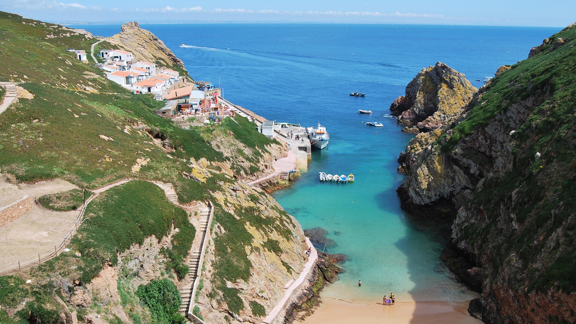 Arquipélago das Berlengas, Peniche, Portugal