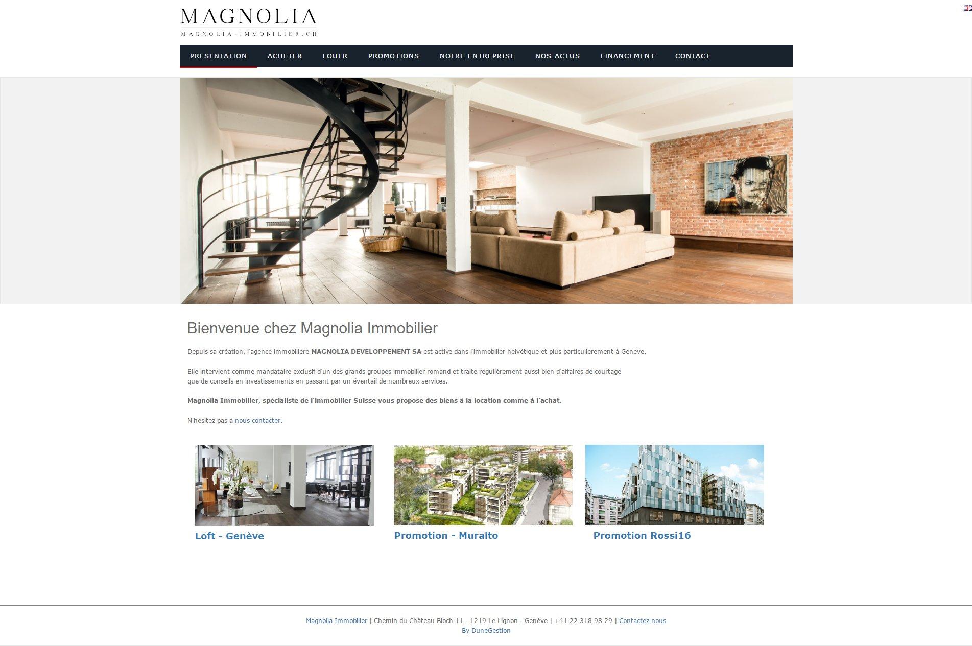 Magnolia Real Estate
