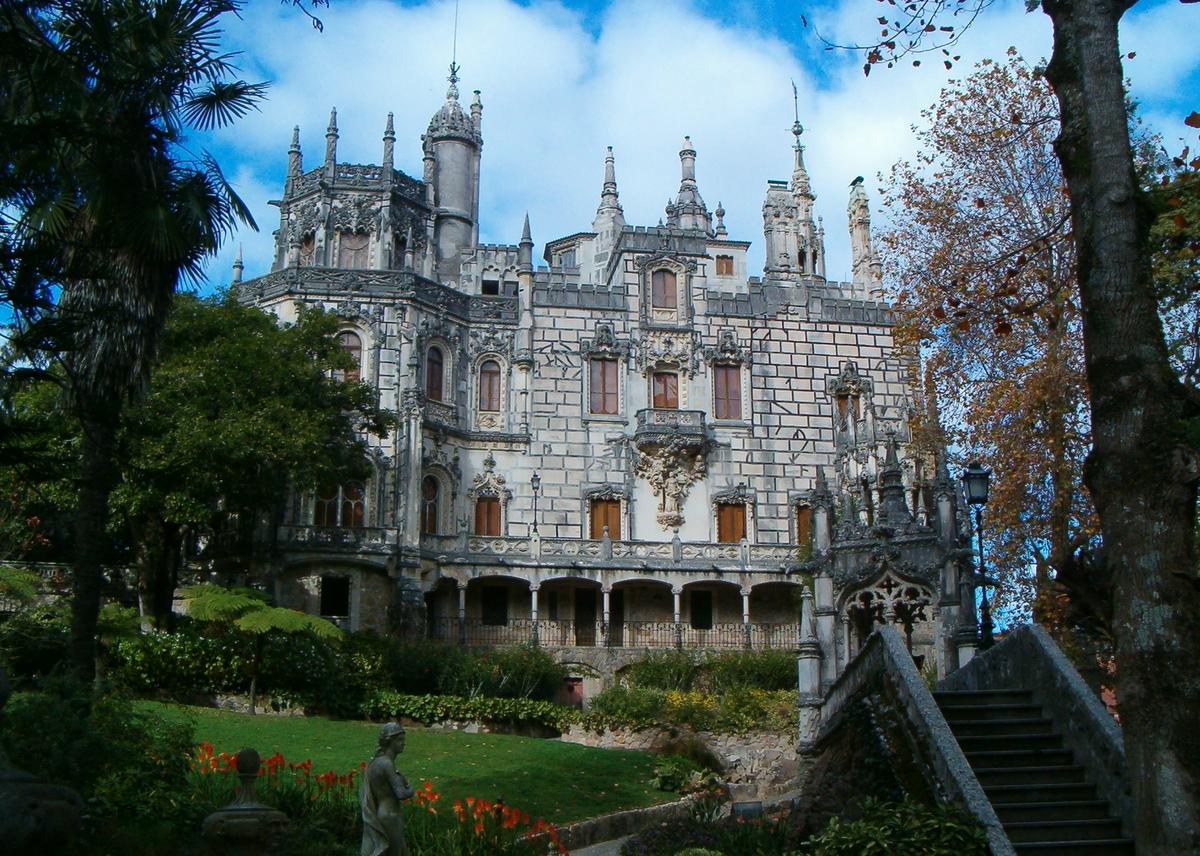 Quinta da Regaleira, Sintra, Lisbonne
