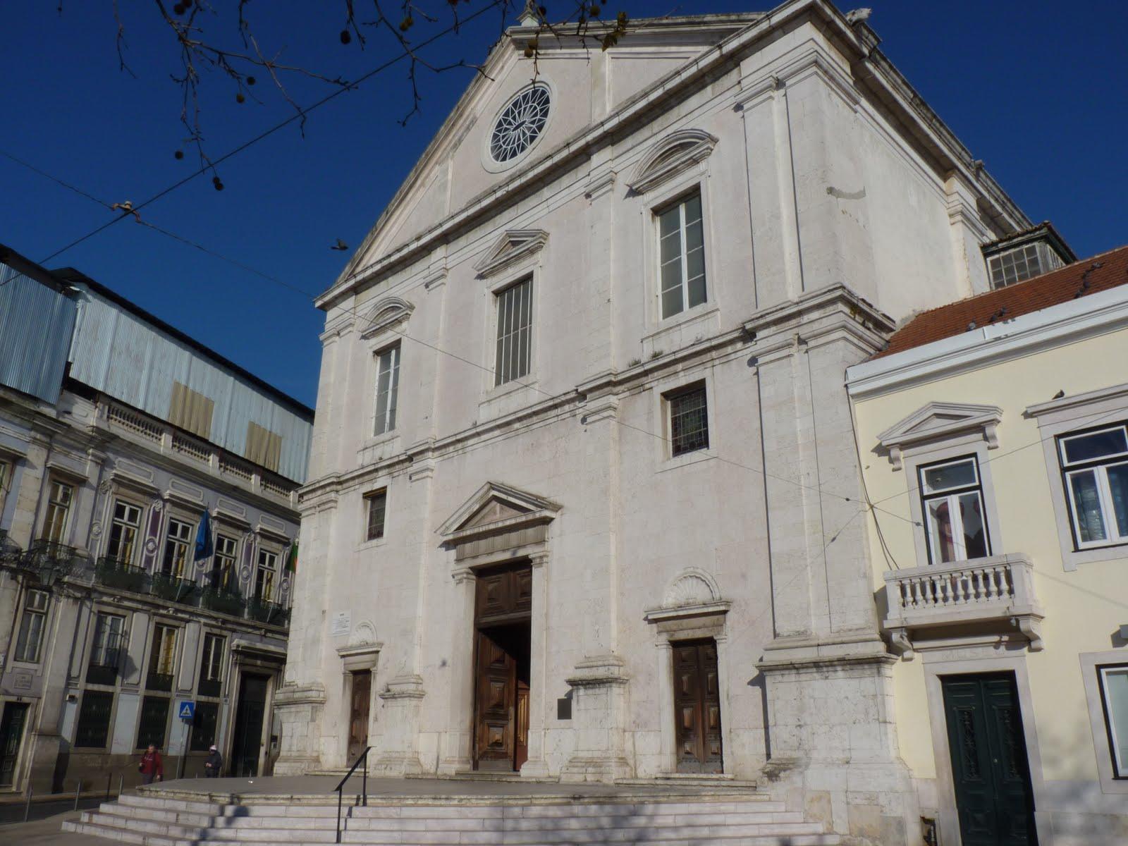 Igreja de São Roque, Lisboa