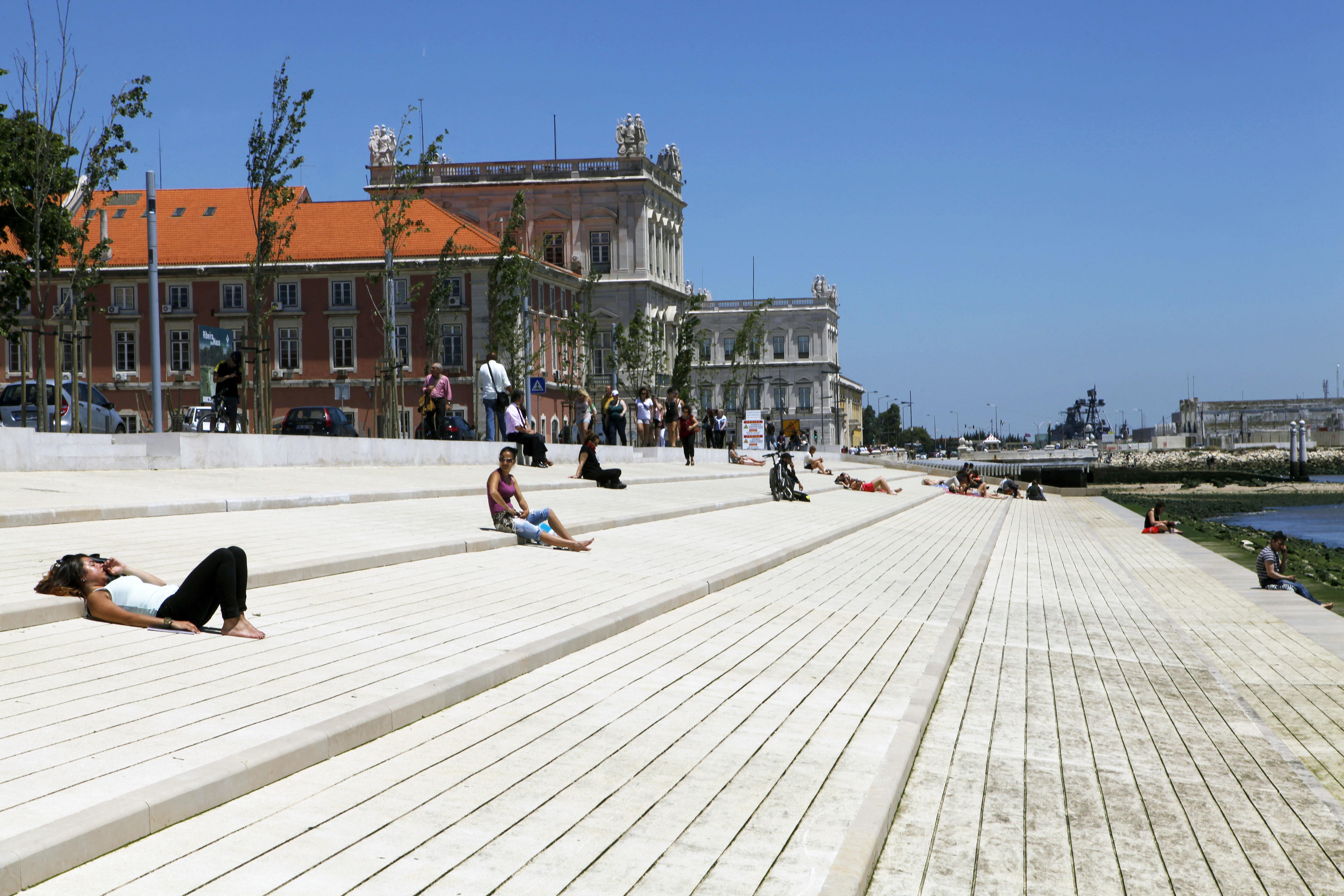 Ribeira das Naus, Lisboa