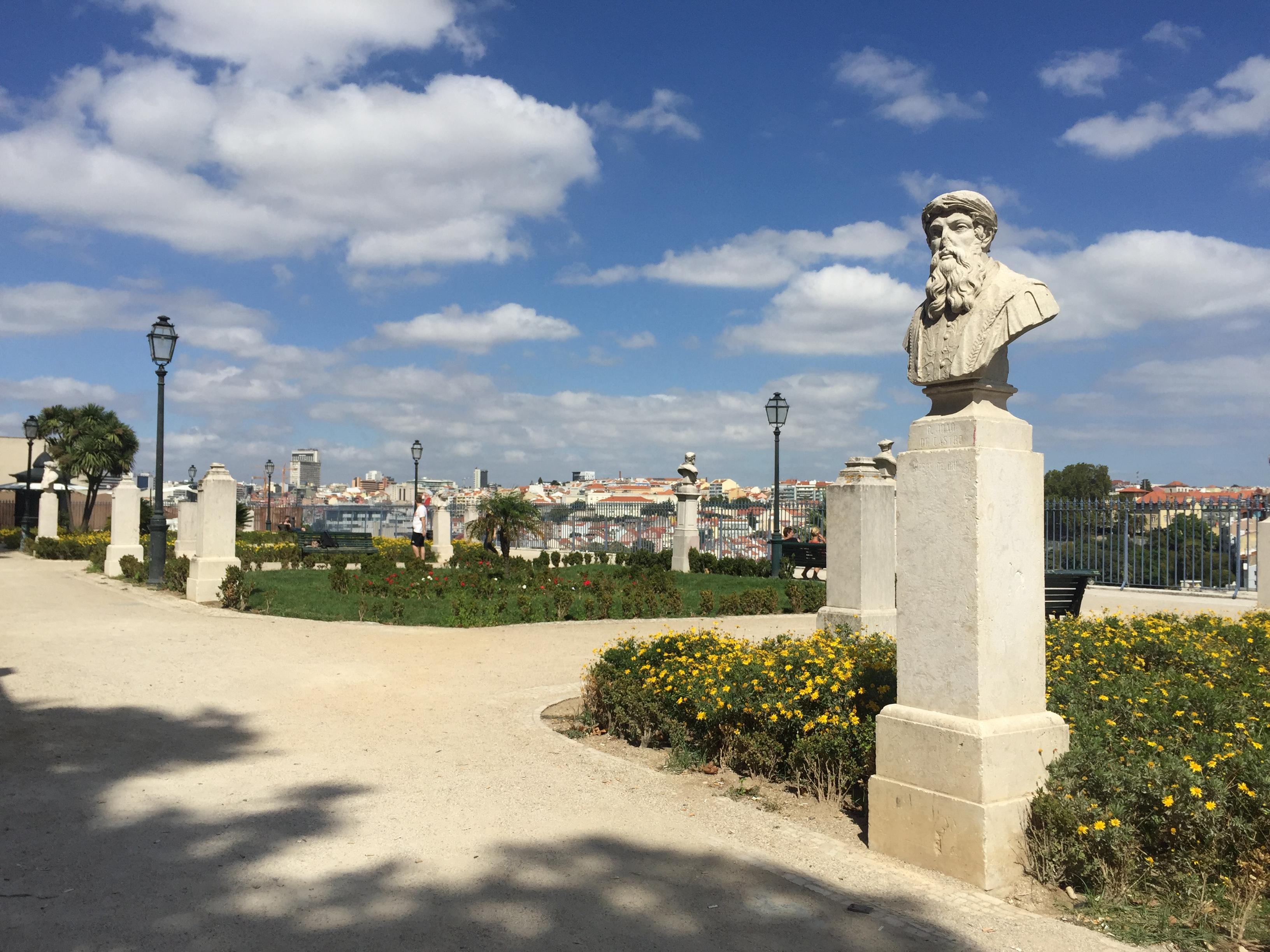 Jardin du Príncipe Real