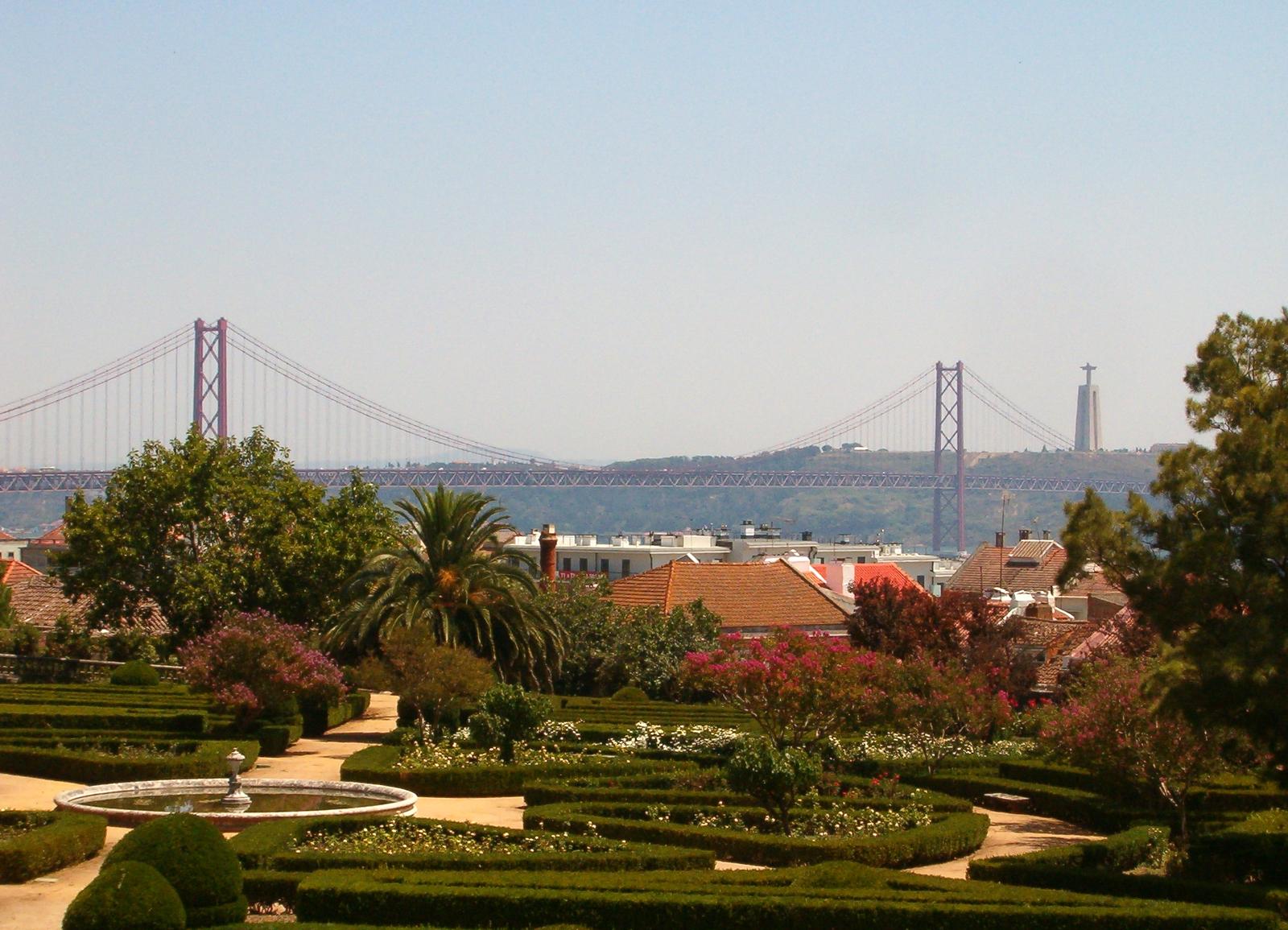 Jardim Botânico da Ajuda, Lisboa
