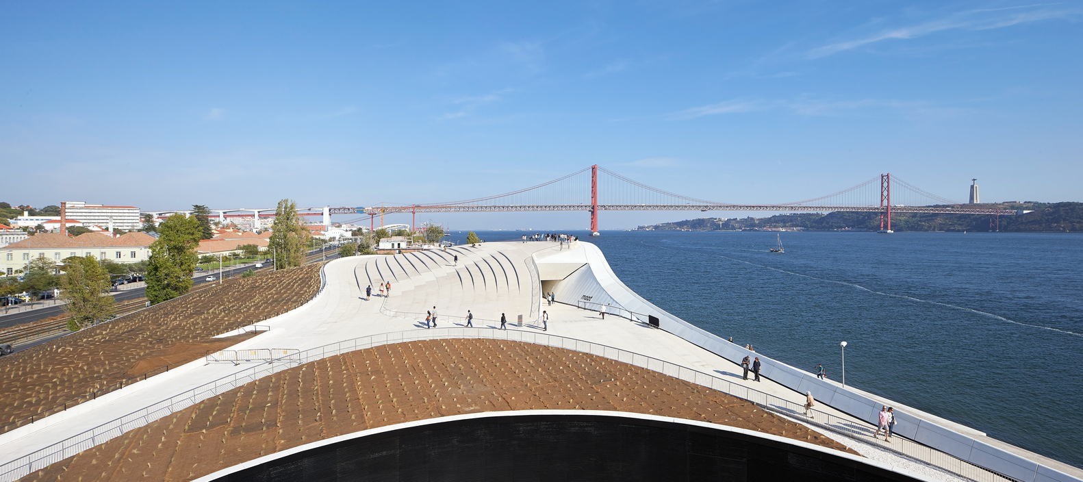 Novo museu MAAT Lisboa