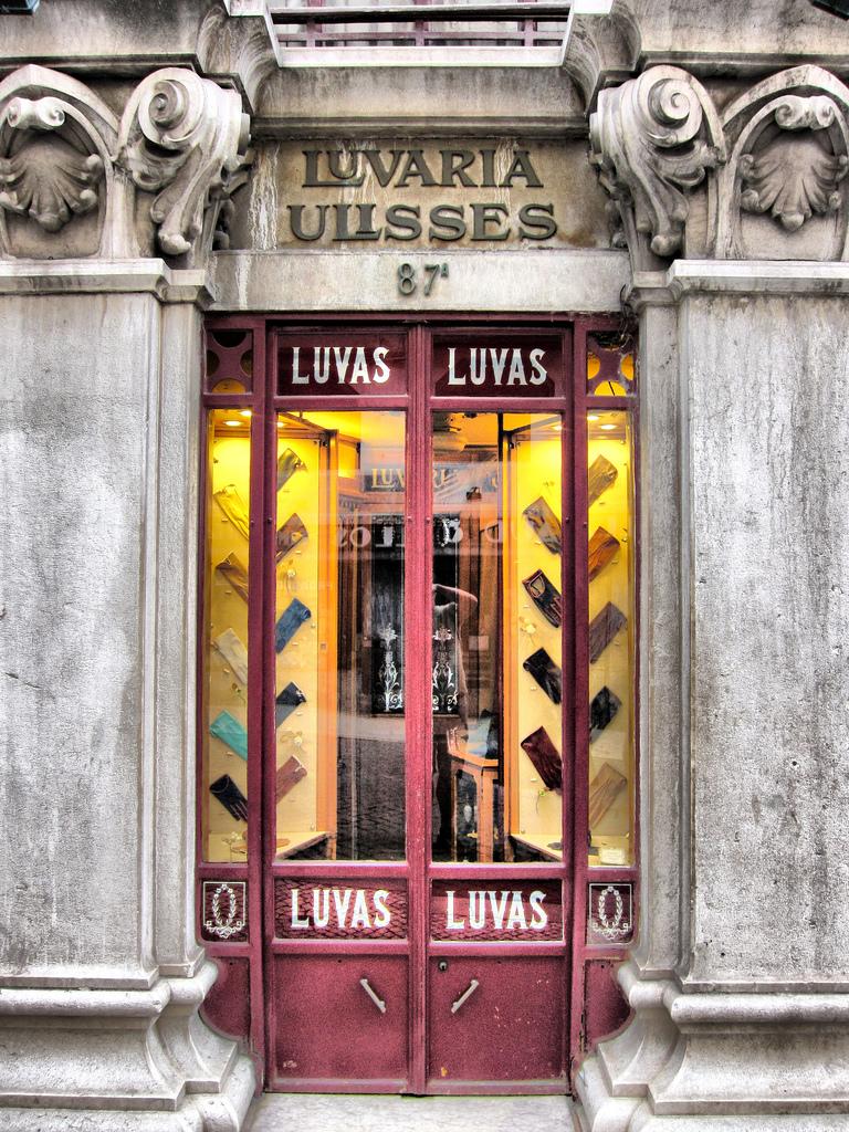 Luvaria Ulisses, Lisbonne