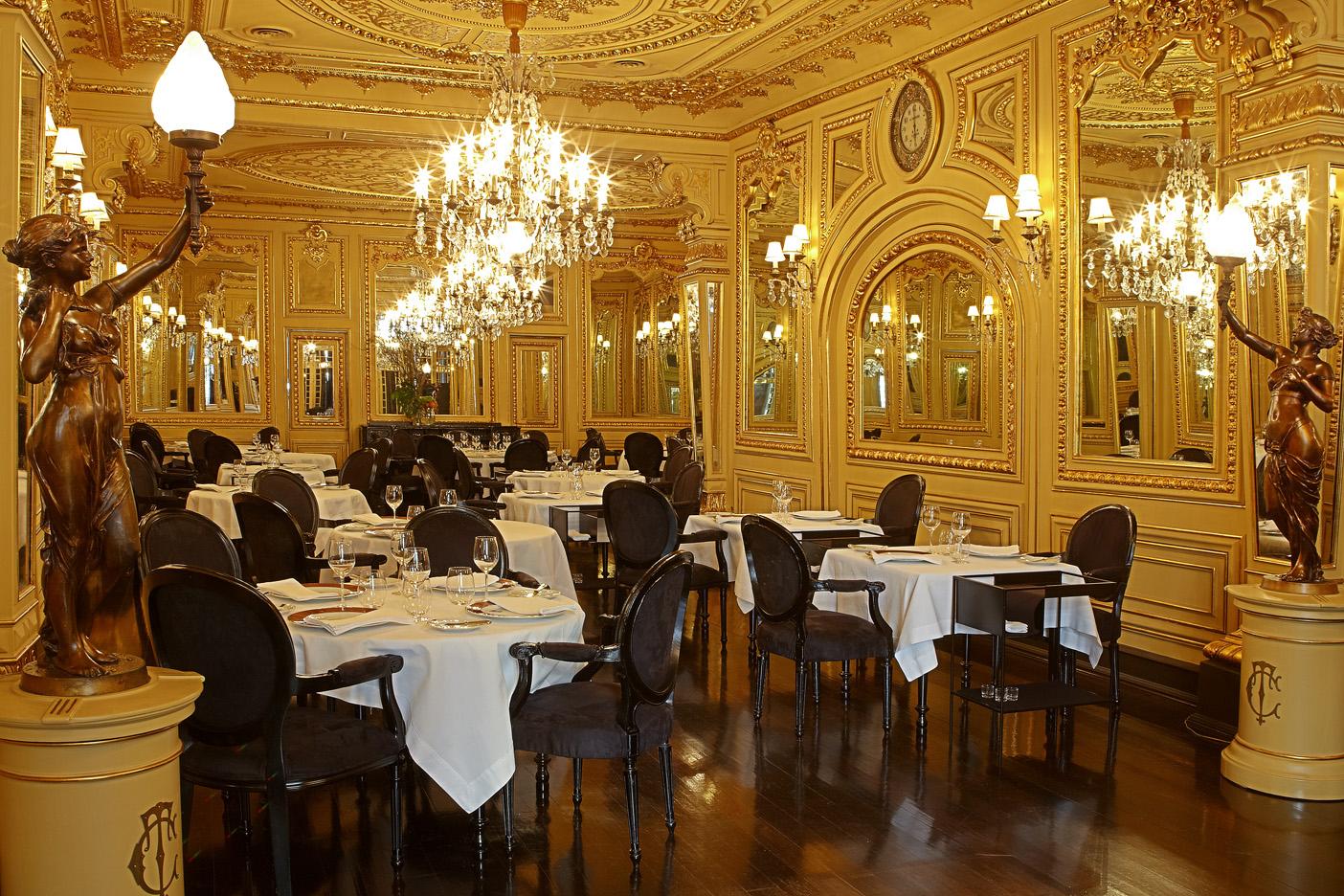 Restaurant Tavares, Lisbonne
