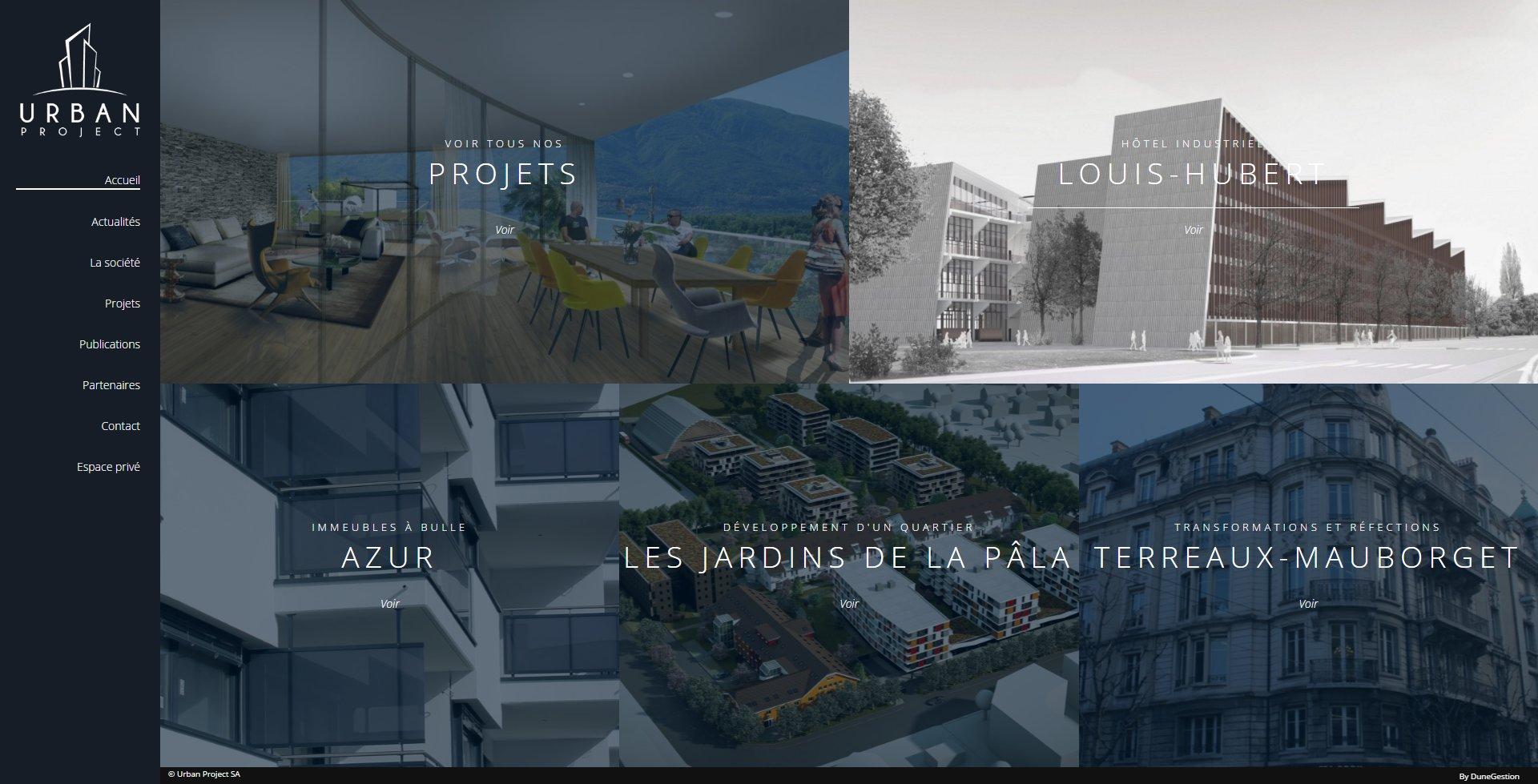 Urban Project Switzerland