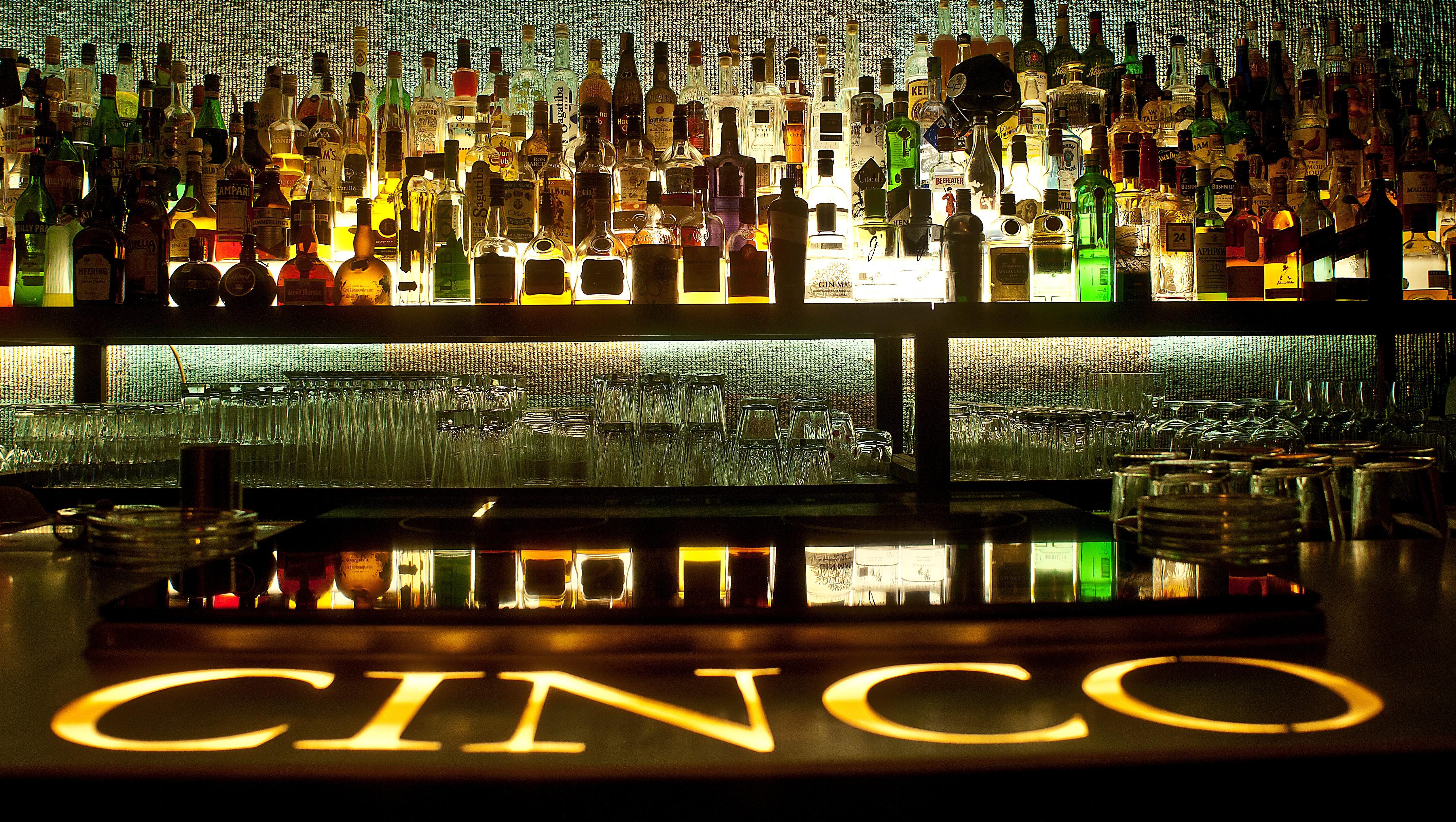 Cinco Lounge Lisboa