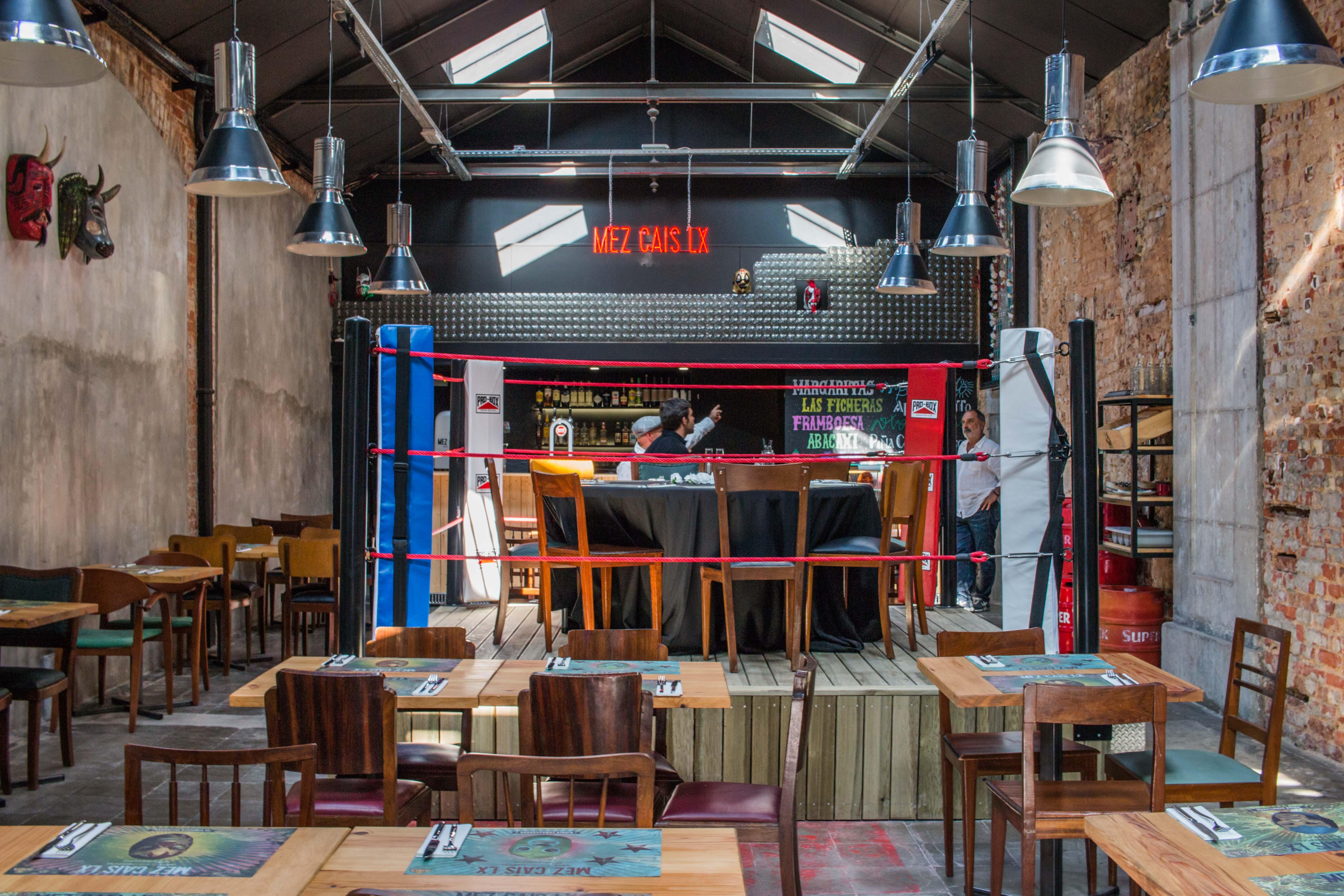 Restaurant Mez Cais Lx