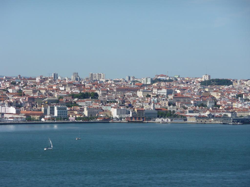Lisboa vista de Almada