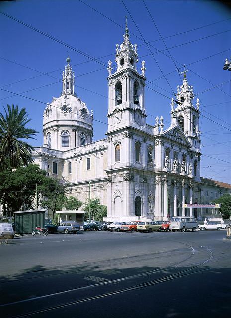 Basílica da Estrela, Lisboa, Portugal