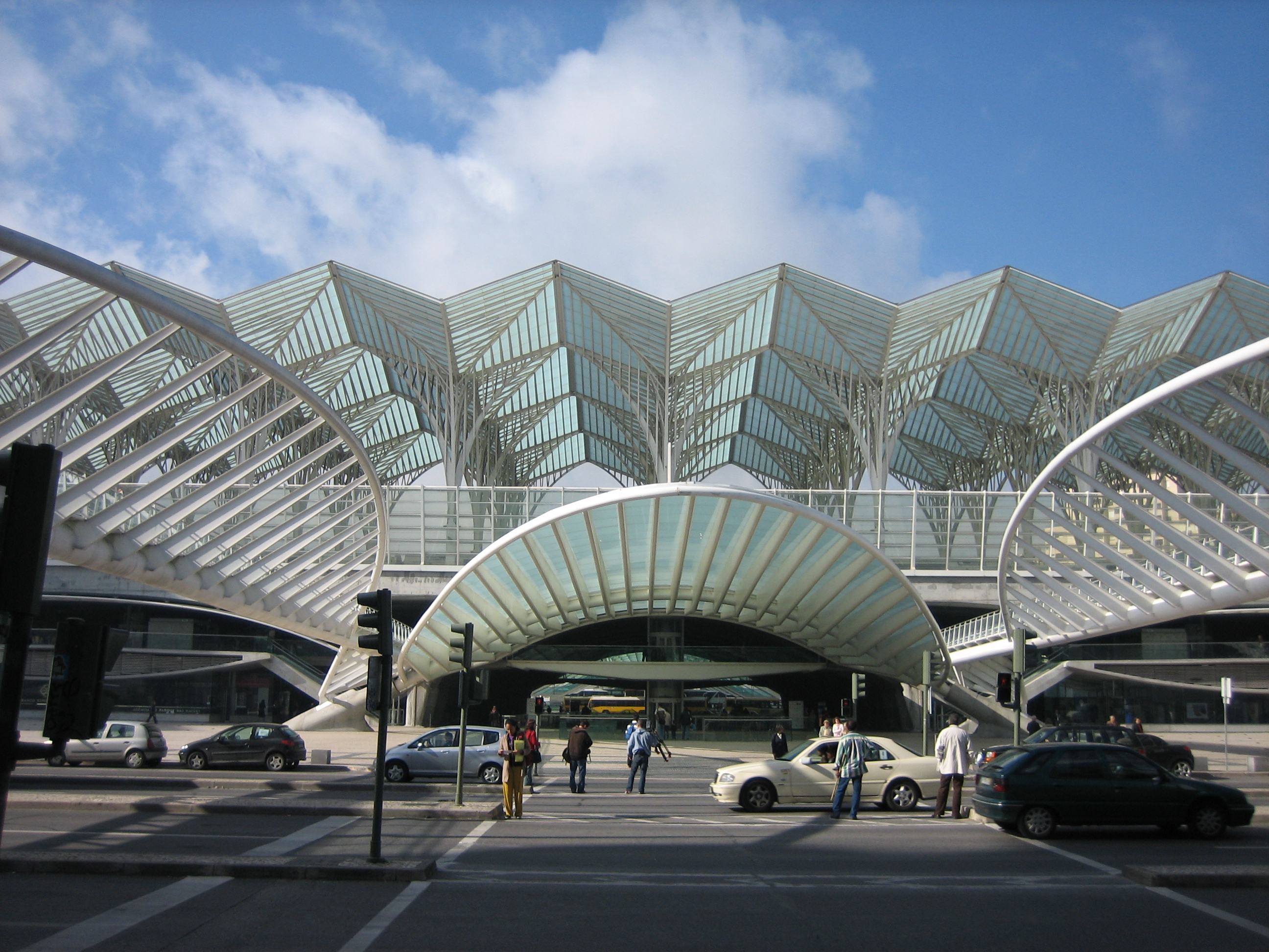 Station du Oriente, Portugal