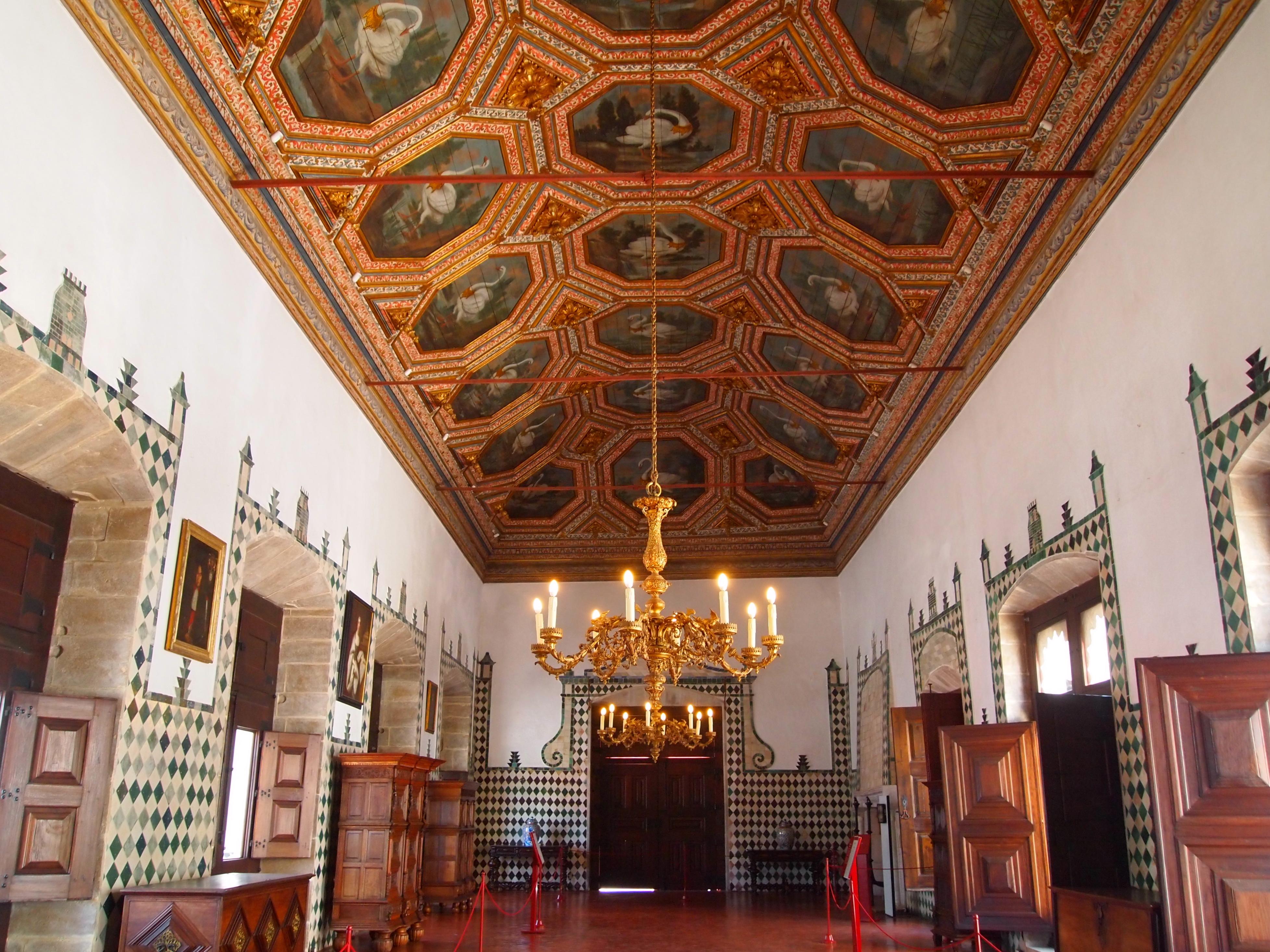 Palácio de Sintra, Portugal