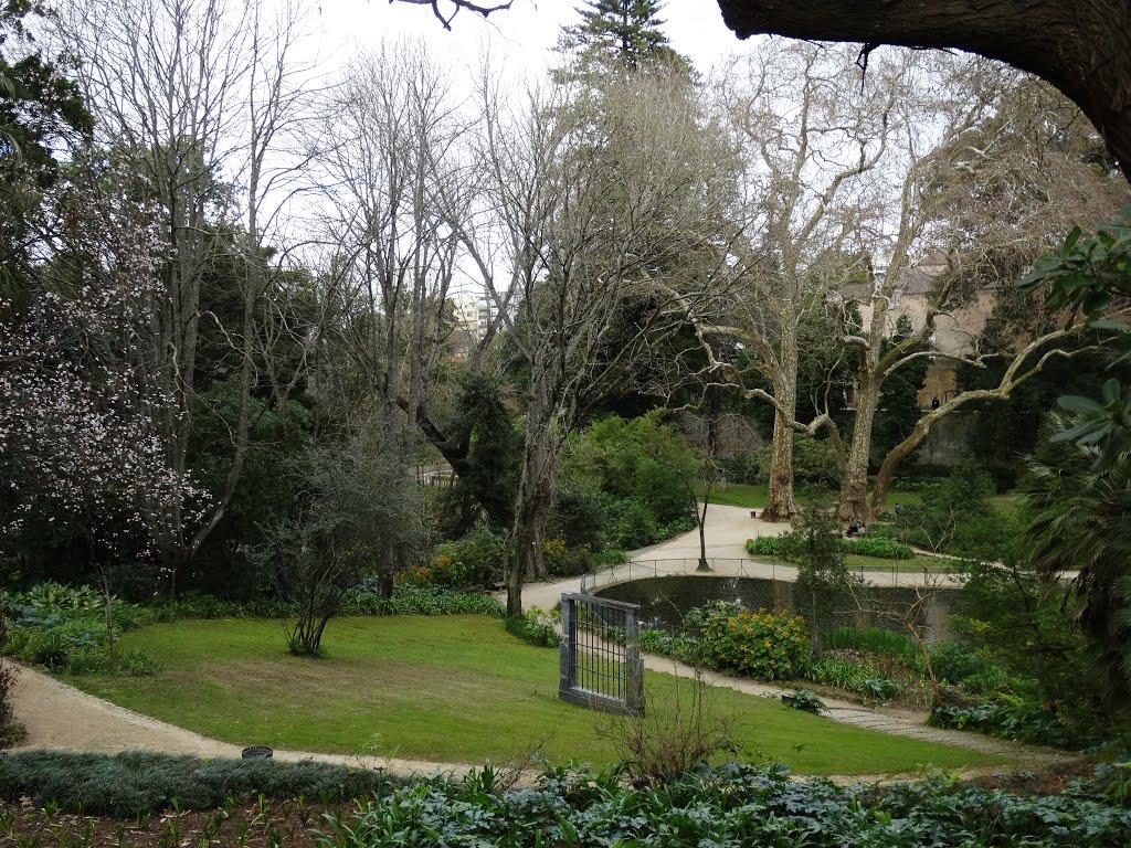 Jardim do Museu do Traje