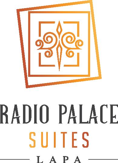 Logo Radio Palace Suites - Lapa