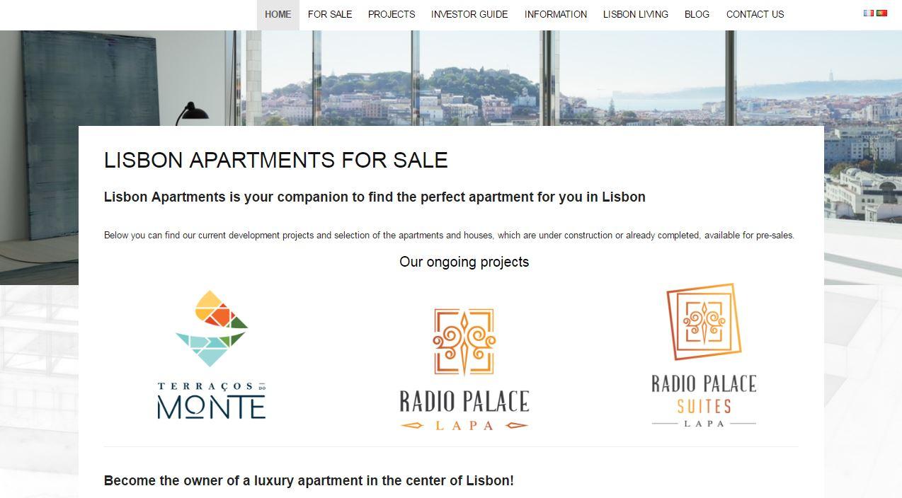 Apartments-Lisbon.com