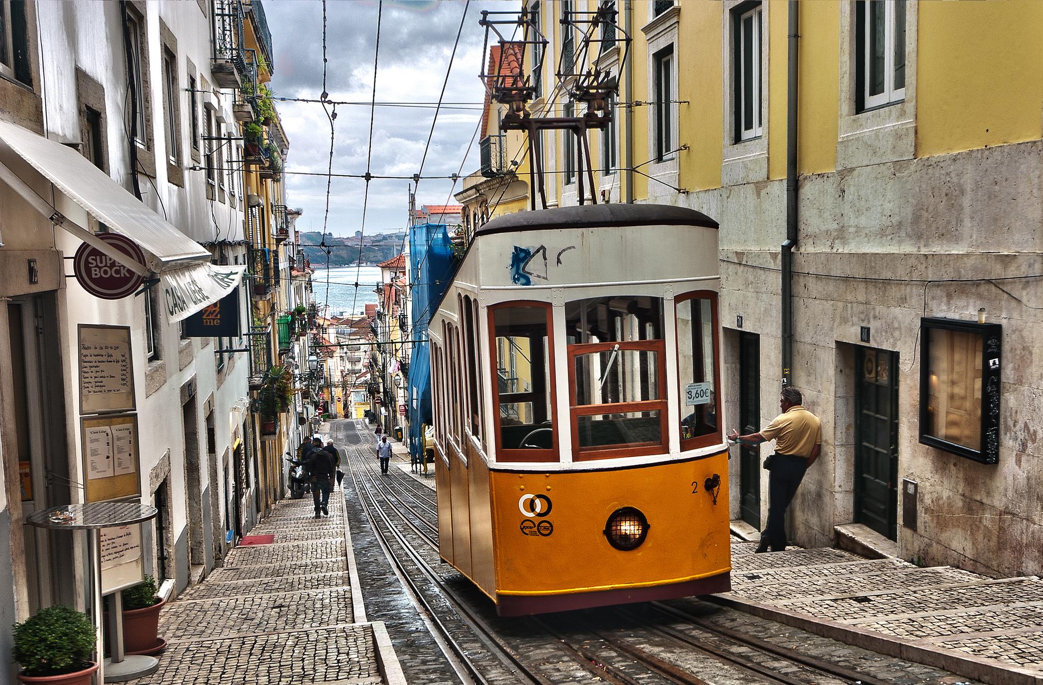 Electrique de Lisbonne