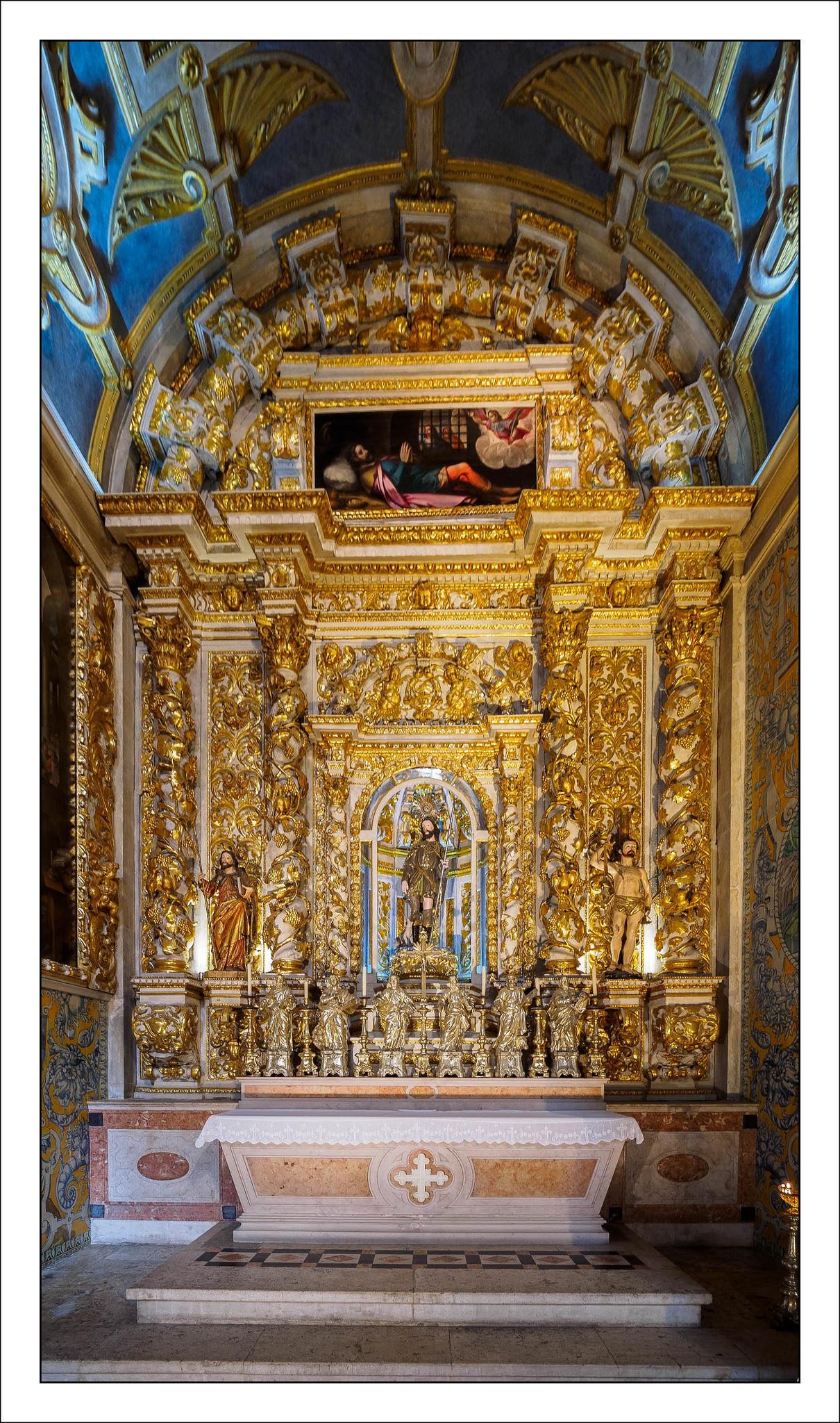Eglise de São Roque