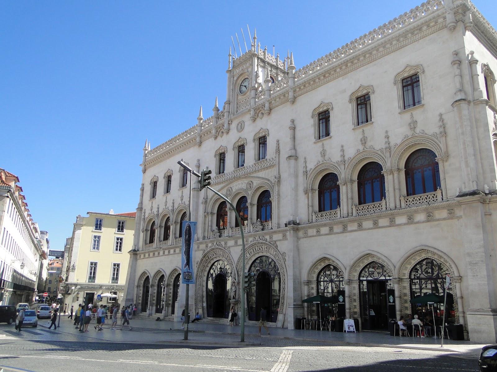Estação do Rossio, Lisbonne