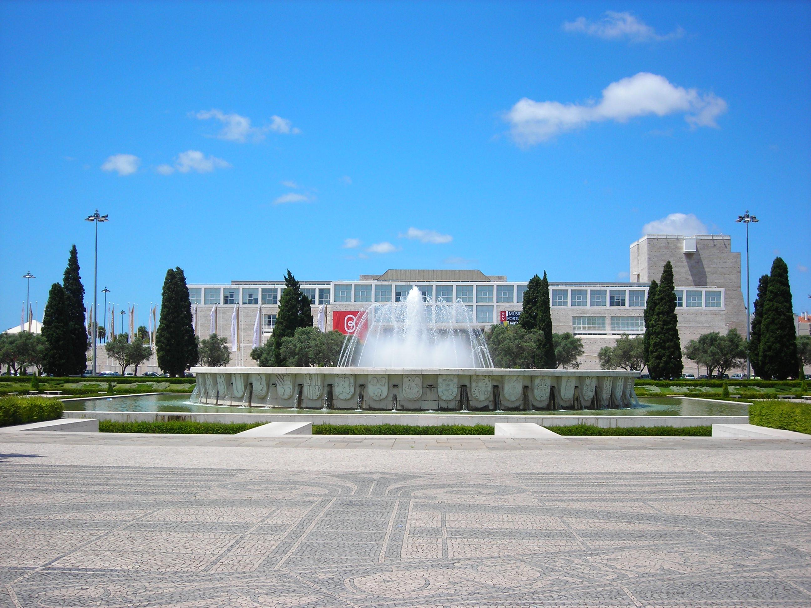 Centro Cultural de Belém