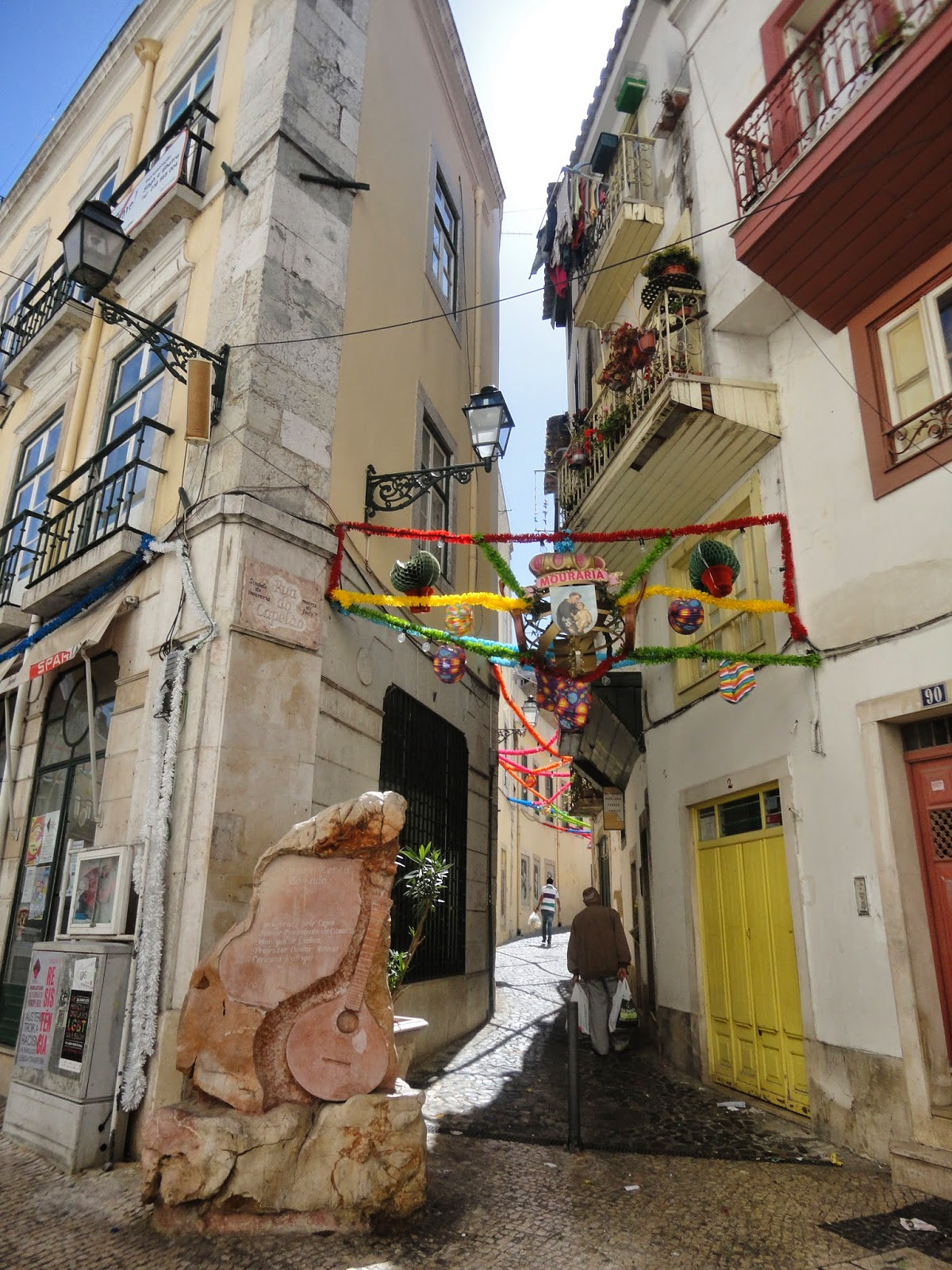 Mouraria, Lisbonne
