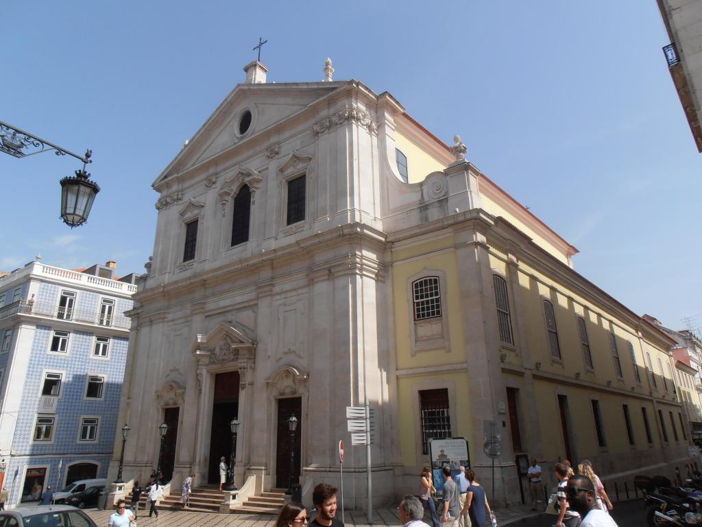 Basílica Nossa Senhora dos Mártires, Lisboa