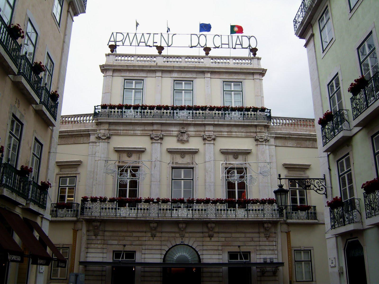 Armazéns do Chiado Lisboa