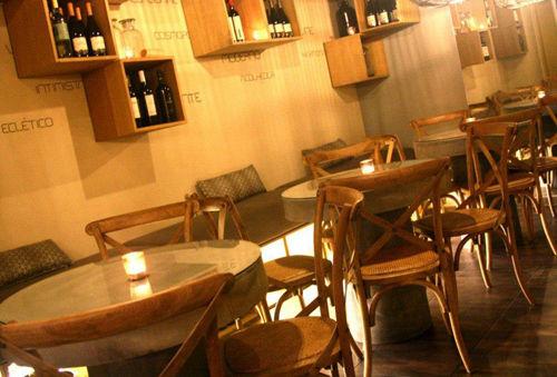 restaurante Mezzanine Lisboa