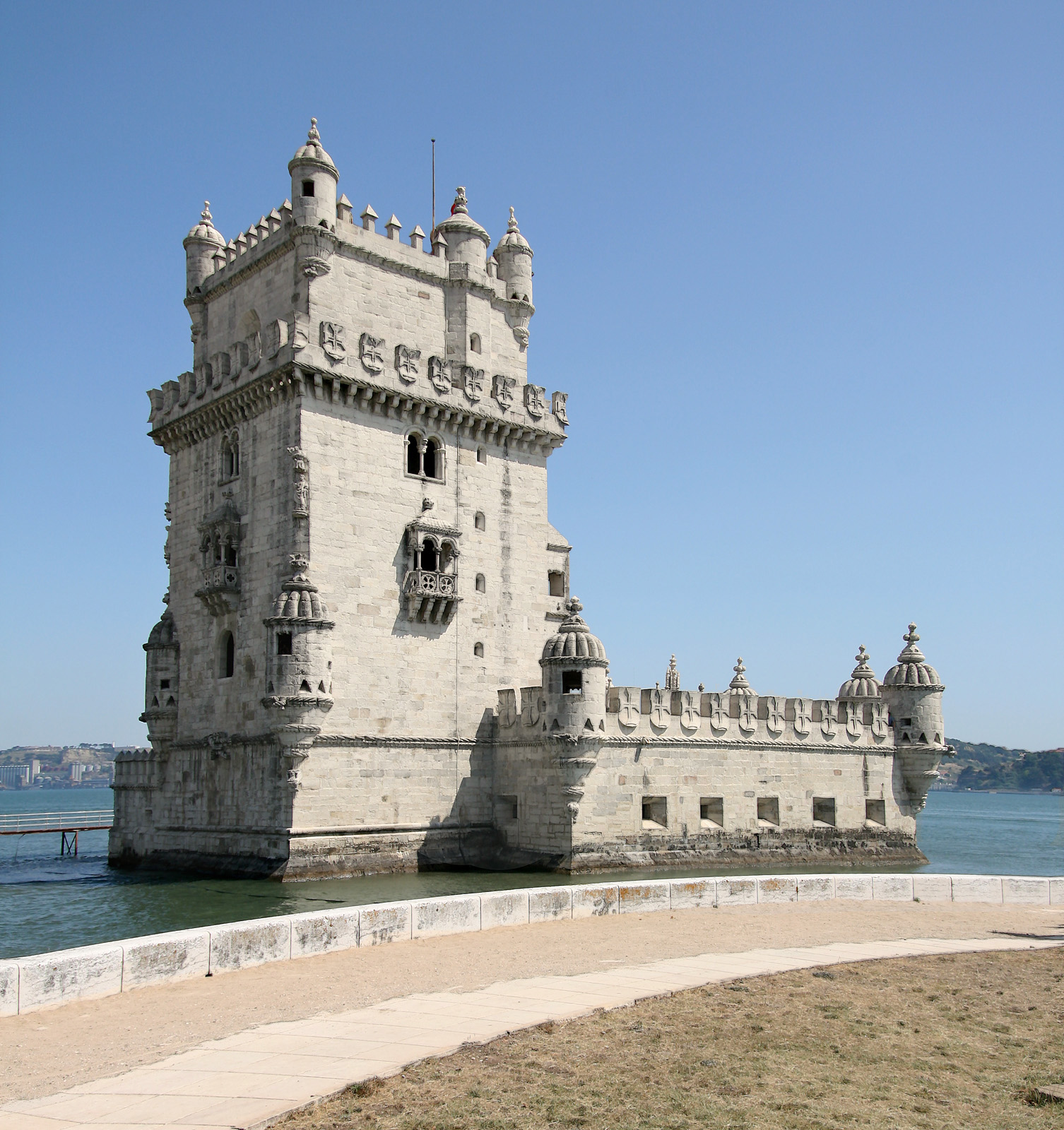 Tour Belém, Portugal