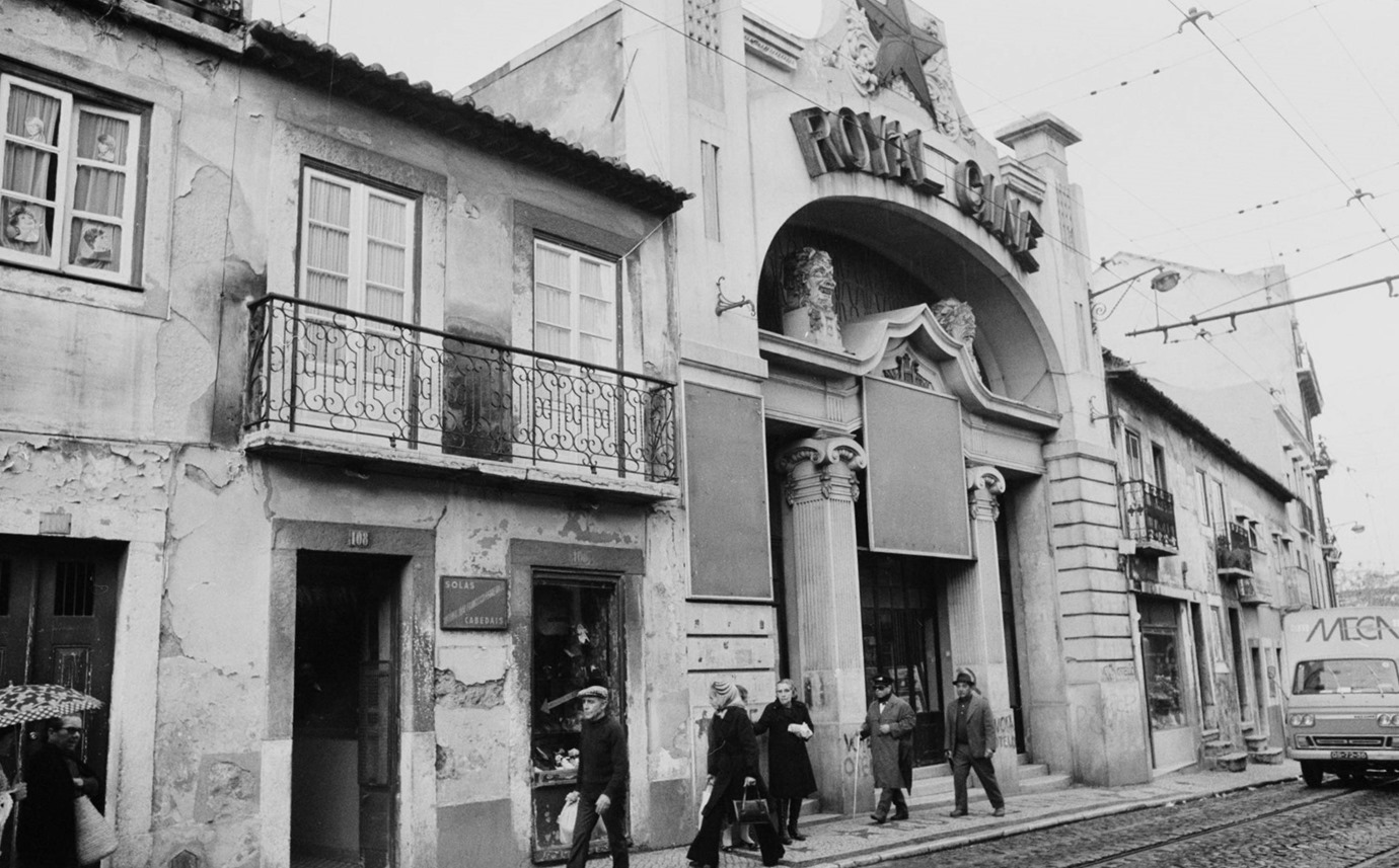 Rue de Graça, Lisbonne