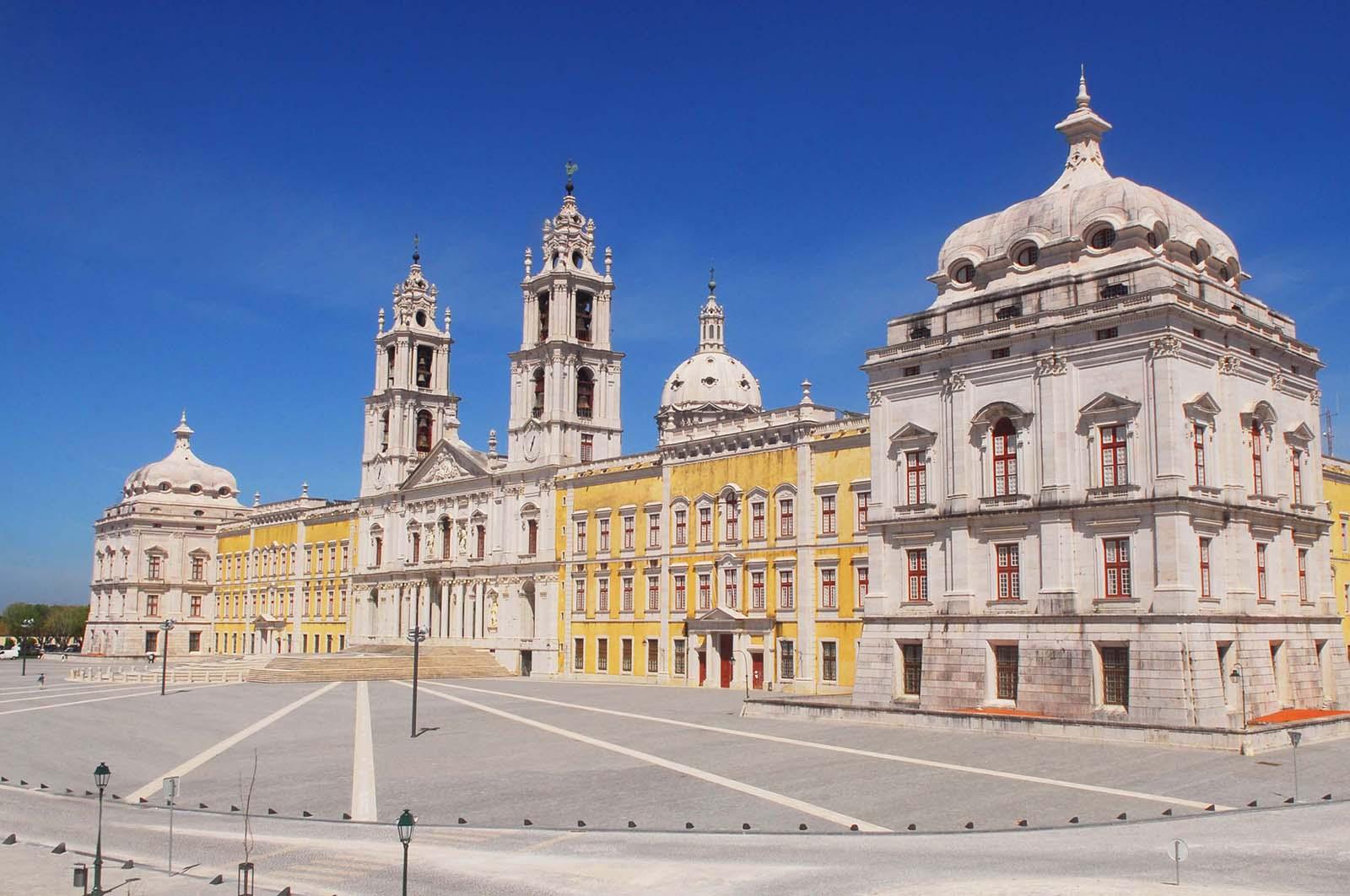Palácio Convento de Mafra, Portugal