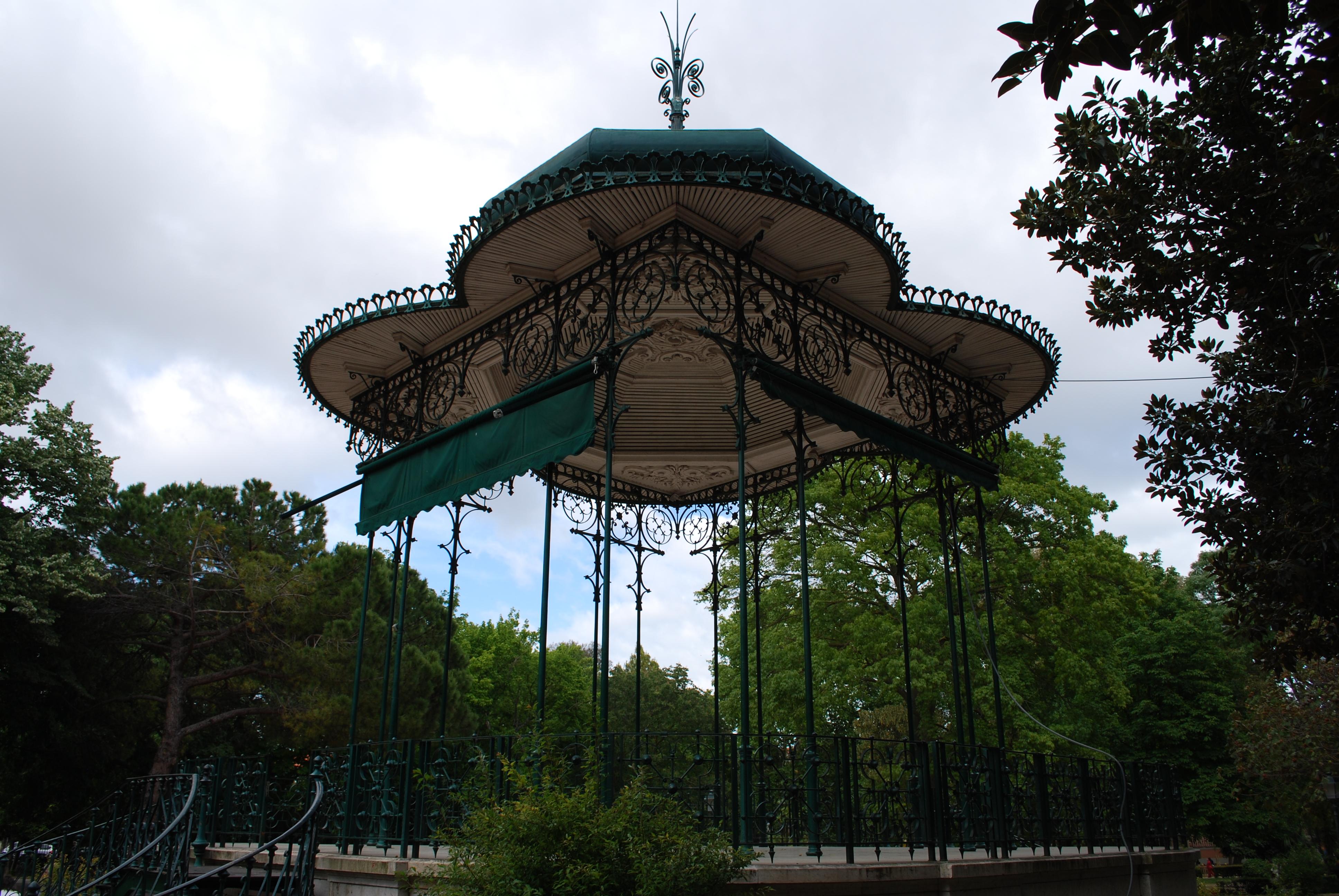 Coreto Jardim da Estrela, Lisboa