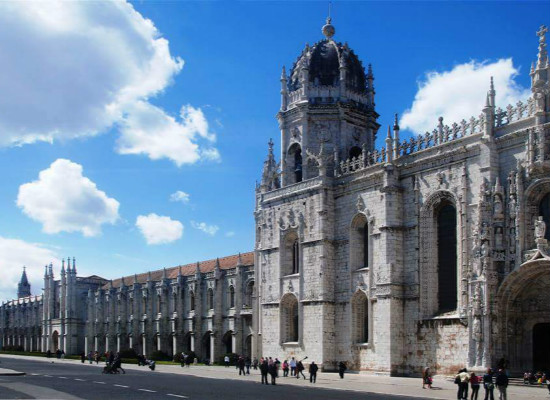 Monastère des Hiéronymites, Lisbonne, Portugal