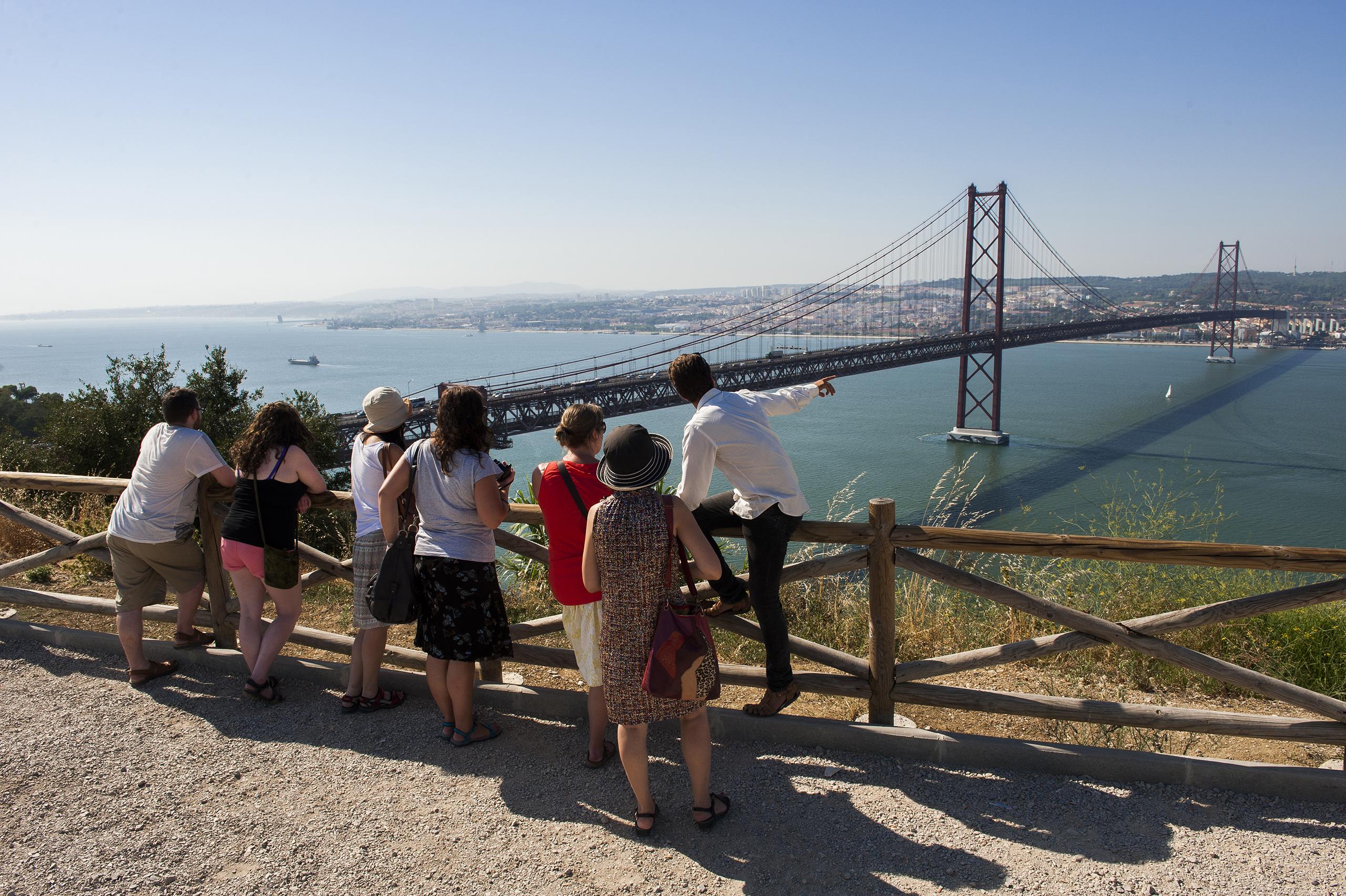 Tour em Lisboa