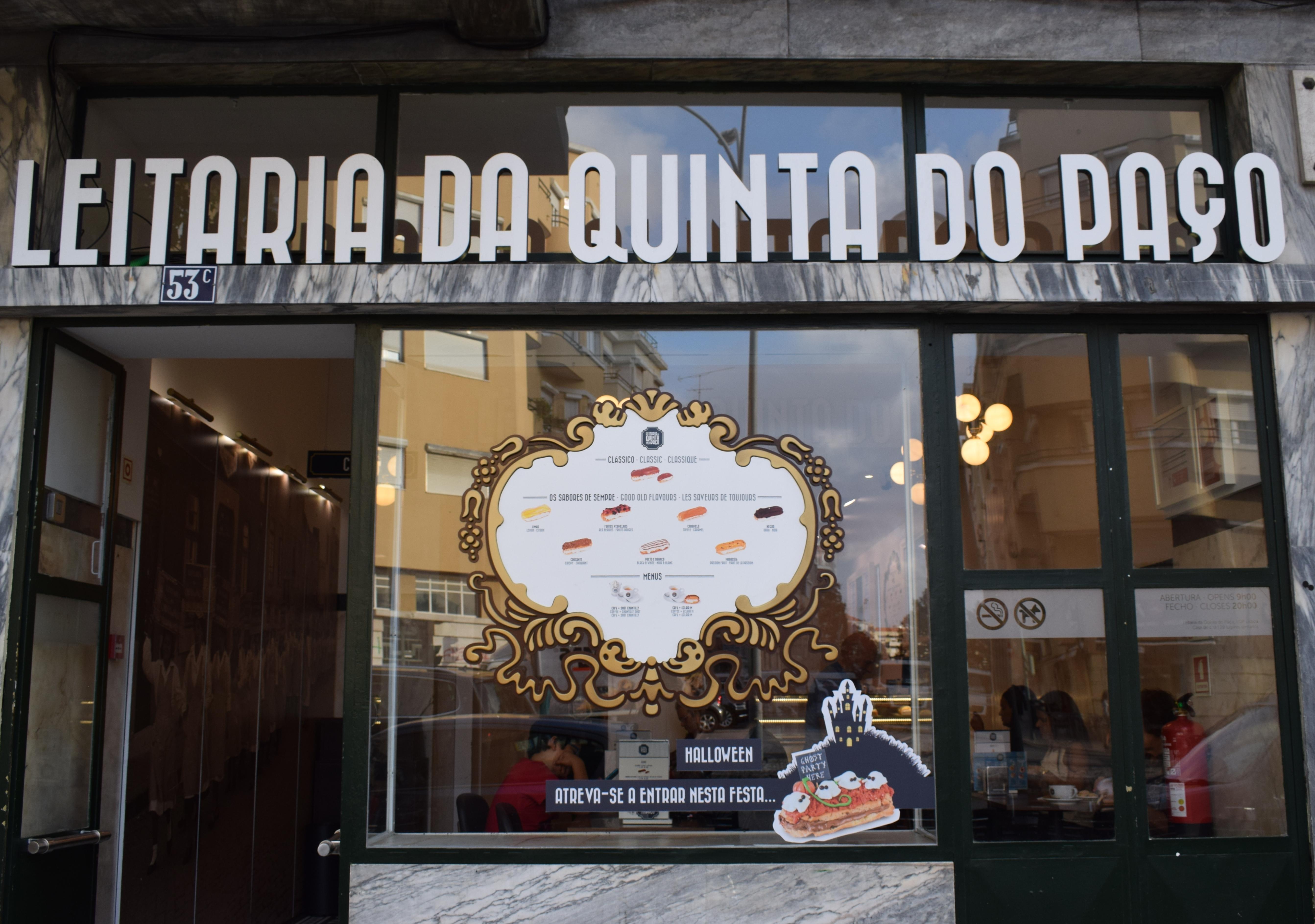 Leitaria da Quinta do Paço Lisboa