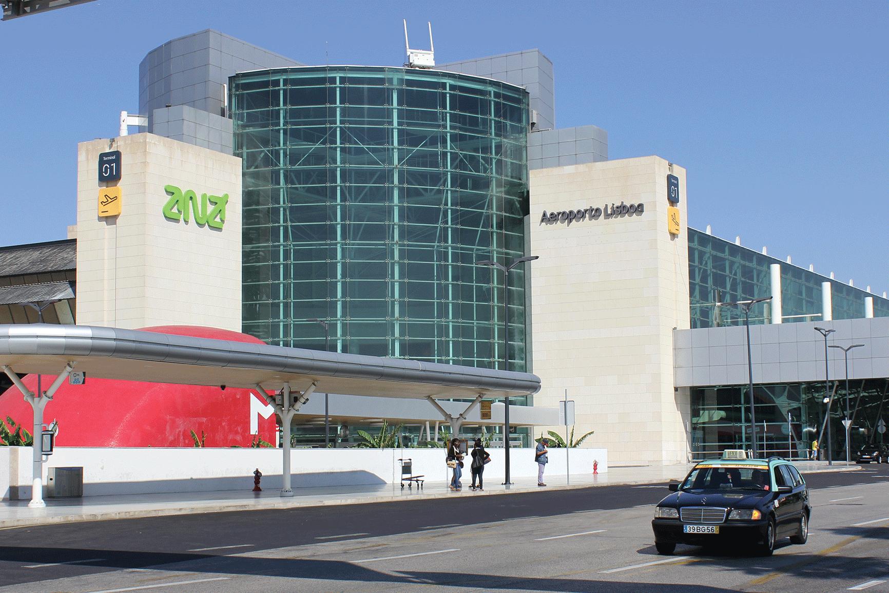 Aeroporto da Portela Lisboa