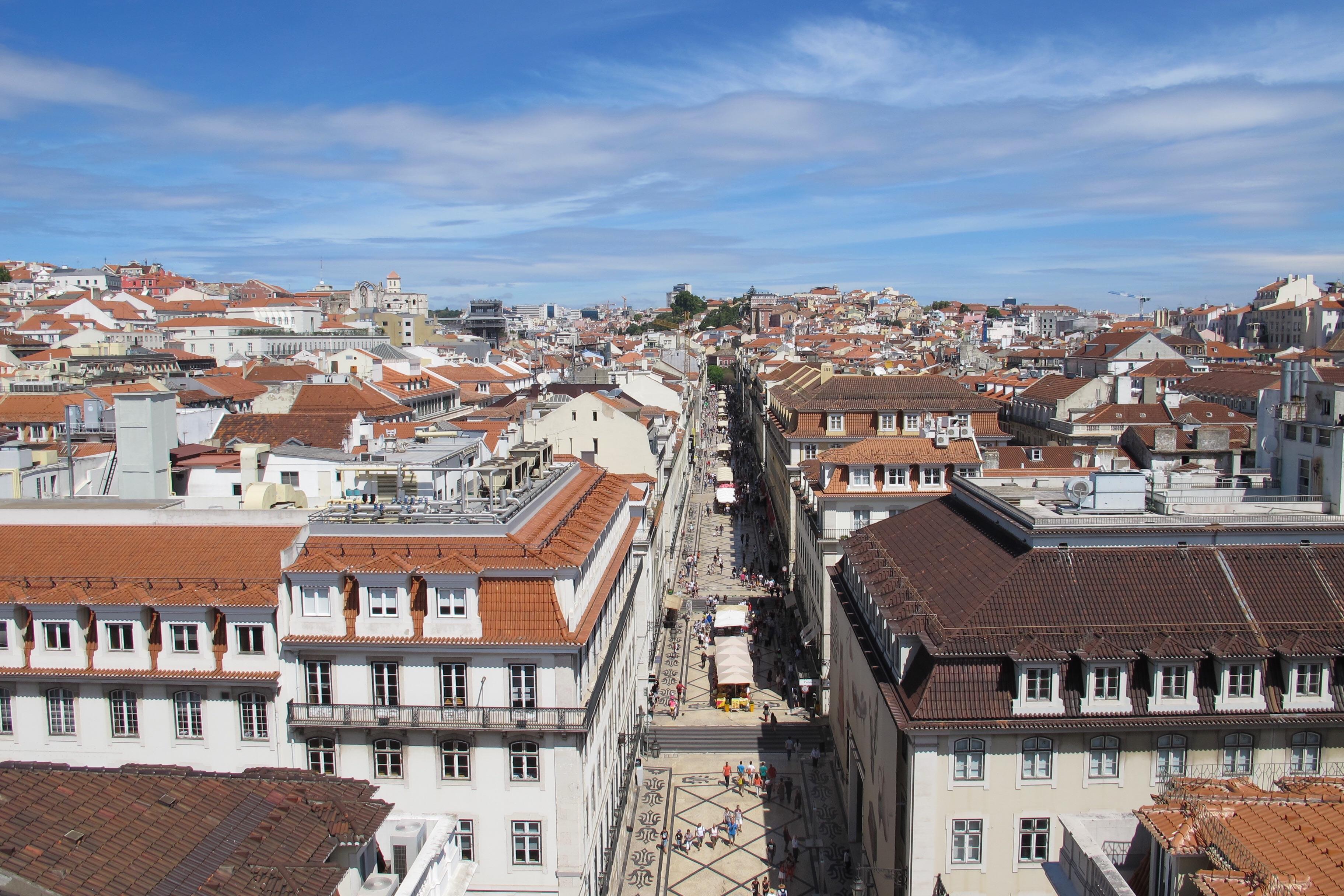 Miradouro do Arco da Rua Augusta, Lisboa