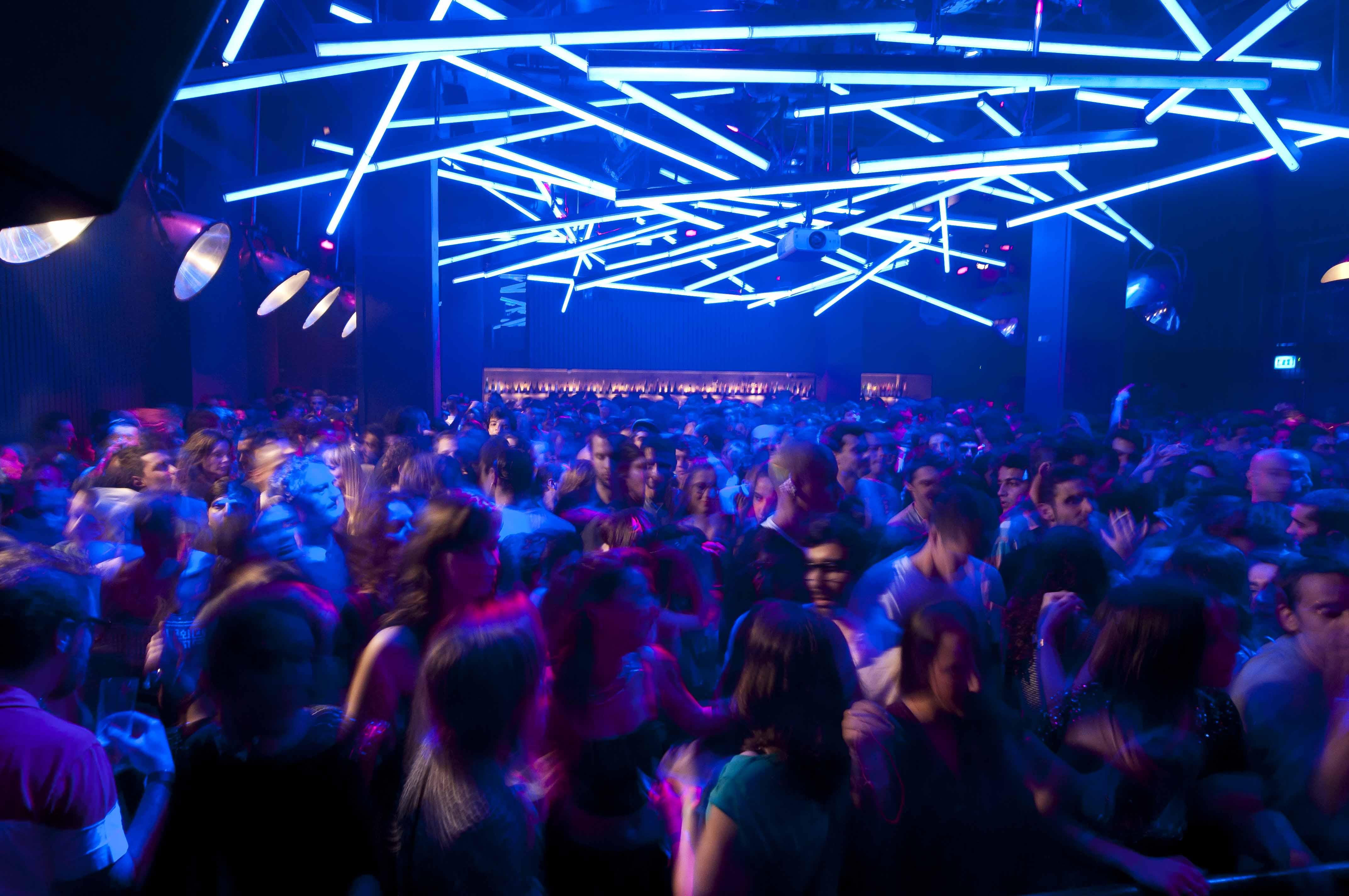 Discoteca Lux Lisboa