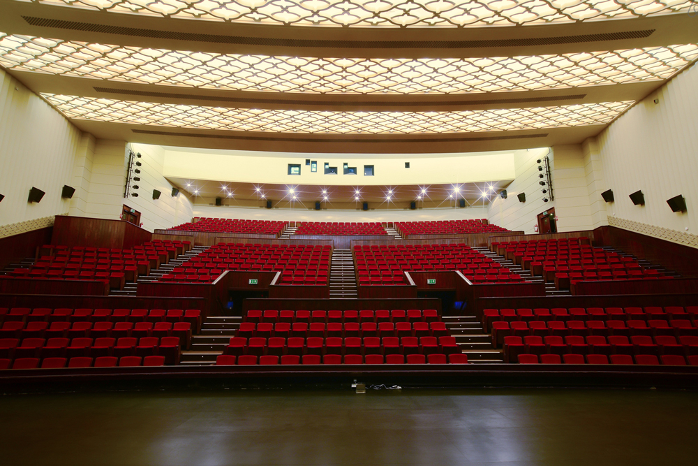 Cinema São Jorge, Lisbonne