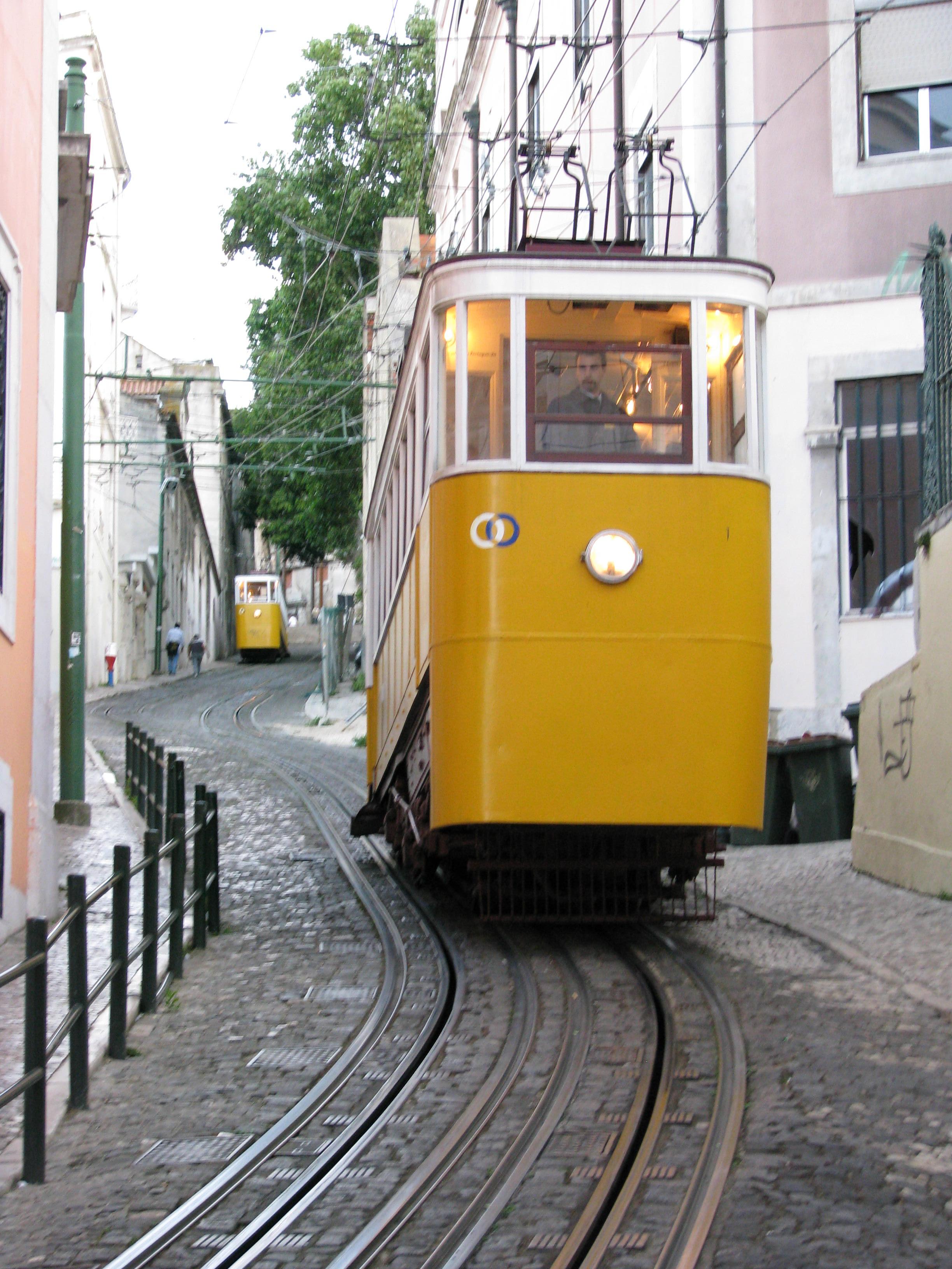 Elevador da Calçada da Glória, Lisboa