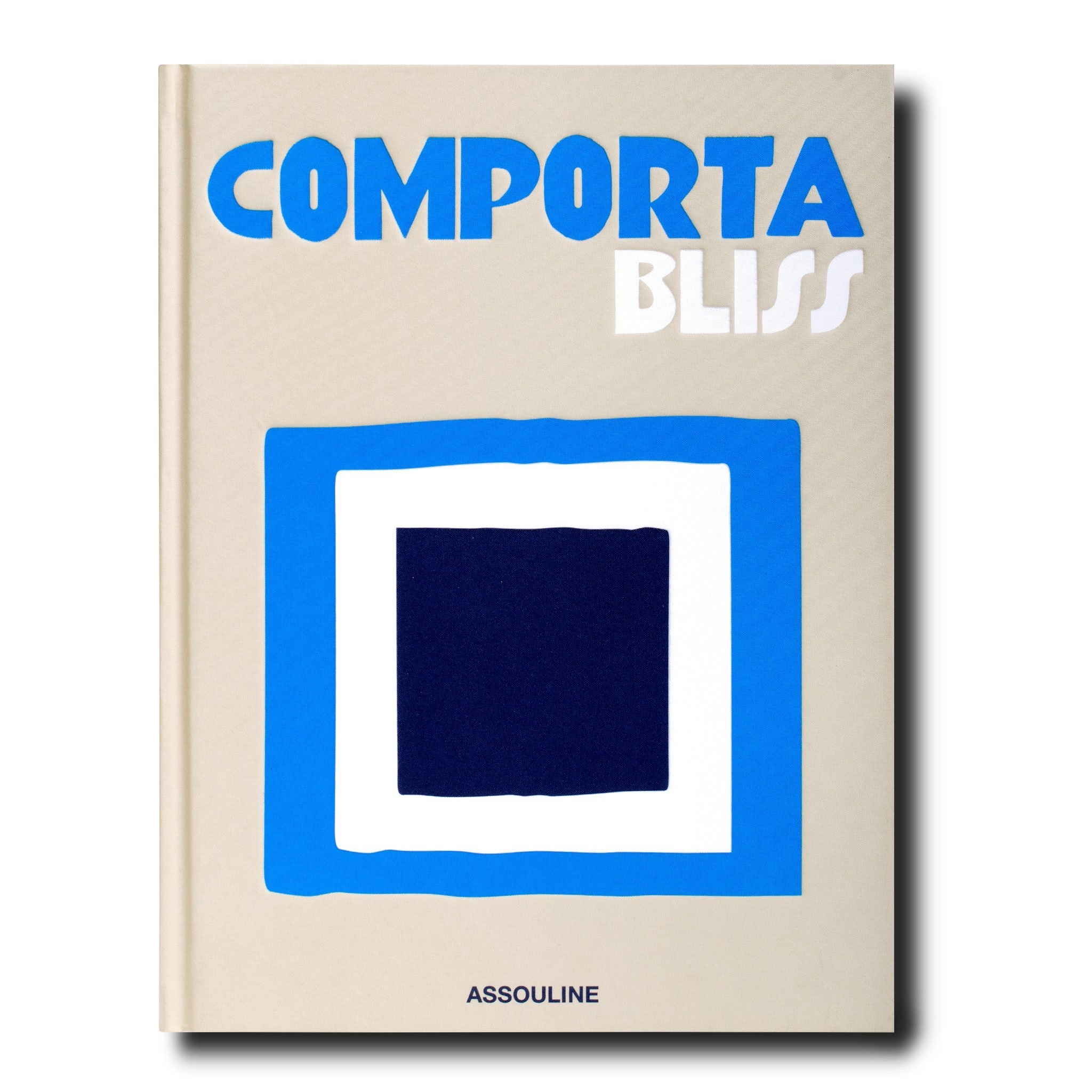Capa Comporta Bliss © Assouline
