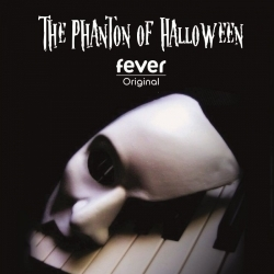 The Phantom of halloween cartaz