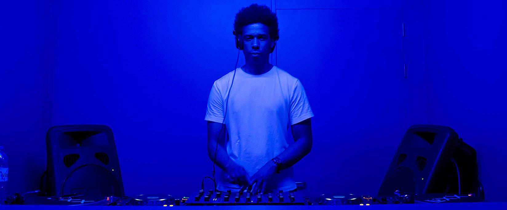 DJ at LUX Lisbon